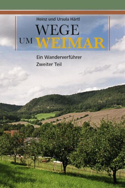 Wege um Weimar - Coverbild