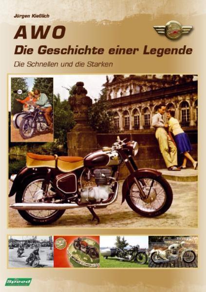 AWO - Die Geschichte einer Legende - Coverbild