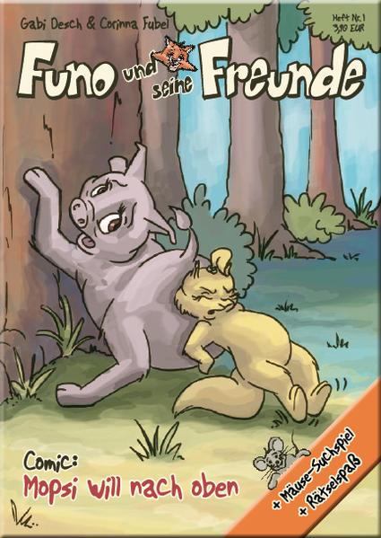 Funo und seine Freunde - Coverbild