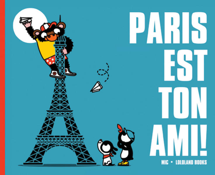 Paris est ton ami - Coverbild