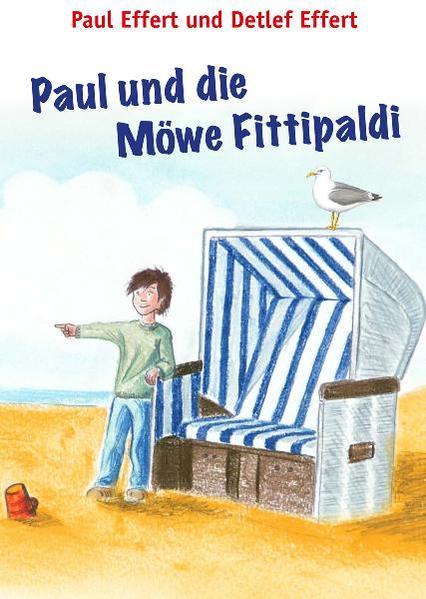 Paul und die Möwe Fittipaldi - Coverbild
