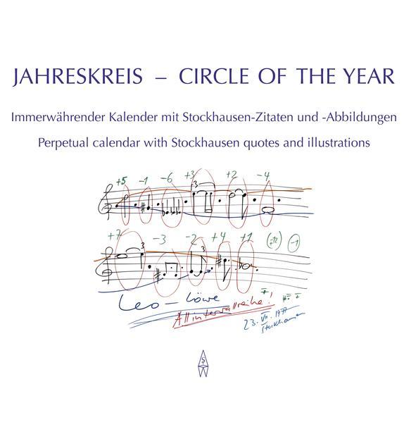 Jahreskreis /Circle of the Year - Coverbild