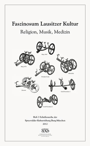 Religion, Musik, Medizin - Coverbild