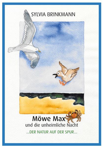 Möwe Max und die unheimliche Nacht - Coverbild
