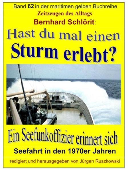 Hast du mal einen Sturm erlebt? - Coverbild
