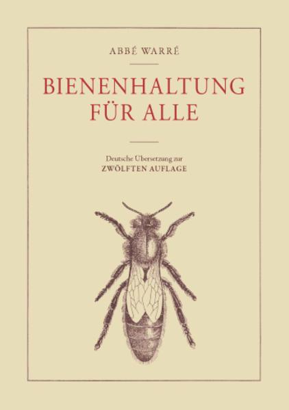 Bienenhaltung für alle - Coverbild