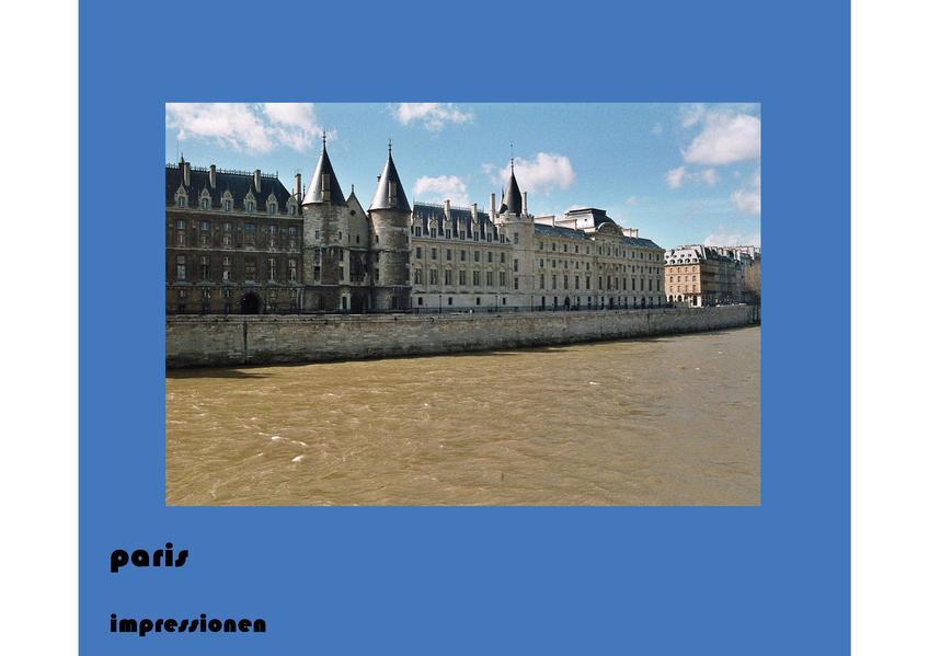 paris - Coverbild
