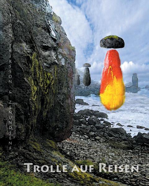 Trolle auf Reisen - Coverbild
