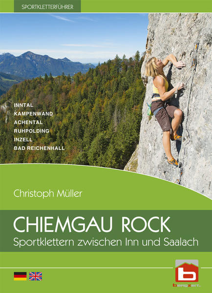 CHIEMGAU ROCK - Coverbild