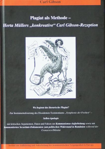 Plagiat als Methode - Herta Müllers