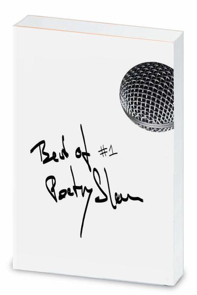 Best of Poetry Slam #1 - Coverbild