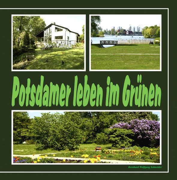 Potsdamer leben im Grünen - Coverbild