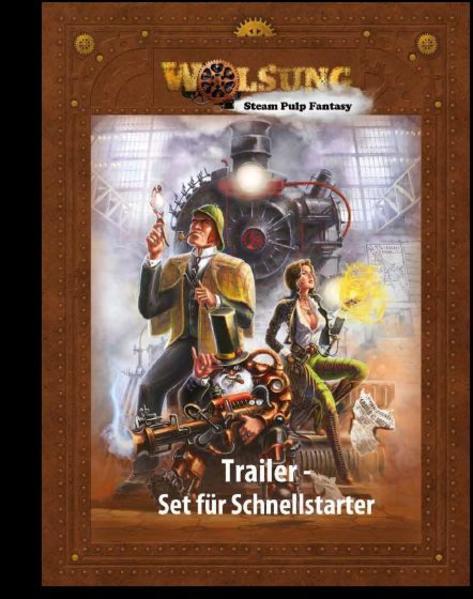Wolsung Trailer-Set für Schnellstarter - Coverbild