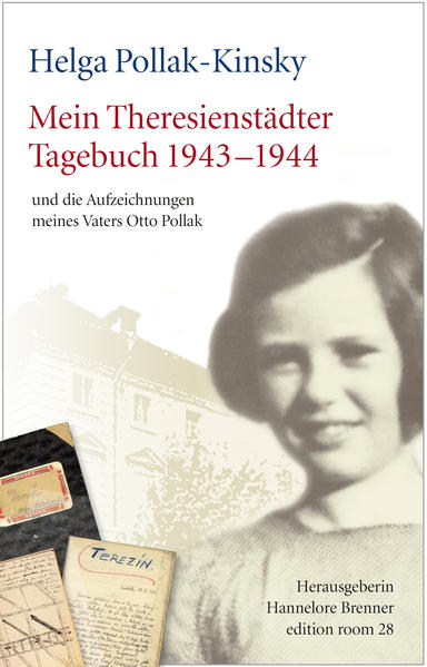 Mein Theresienstädter Tagebuch 1943-1944 - Coverbild