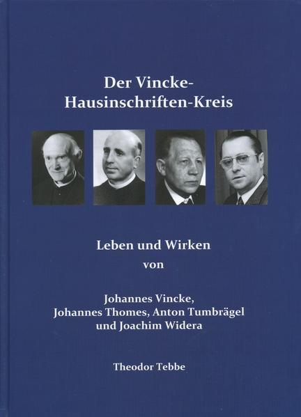 Der Vincke-Hausinschriften-Kreis - Coverbild