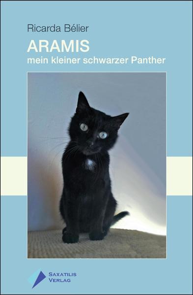 ARAMIS mein kleiner schwarzer Panther - Coverbild