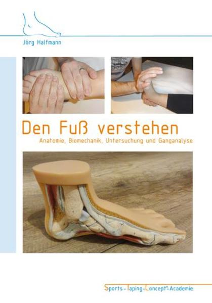 Den Fuß verstehen - Coverbild