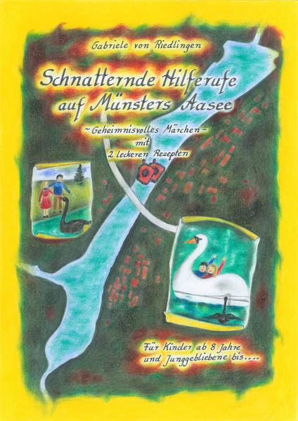 Schnatternde Hilferufe auf Münsters Aasee - Coverbild