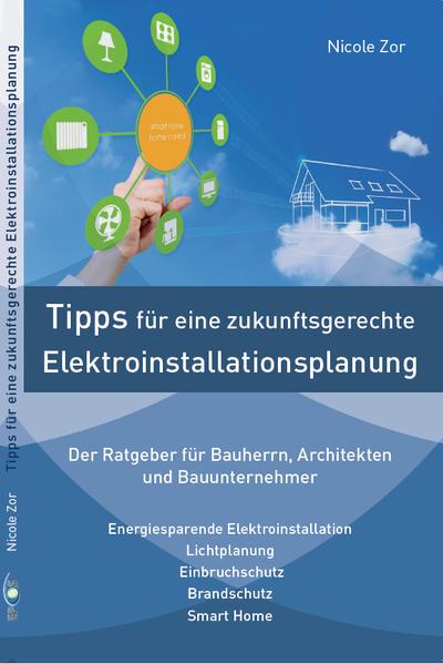 Tipps für eine zukunftsgerechte Elektroinstallationsplanung - Coverbild