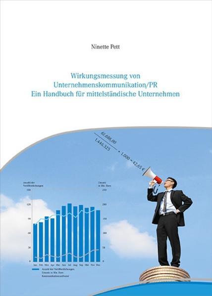 Wirkungsmessung von Unternehmenskommunikation/PR - Coverbild