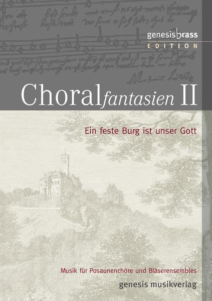 Choralfantasien II - Coverbild