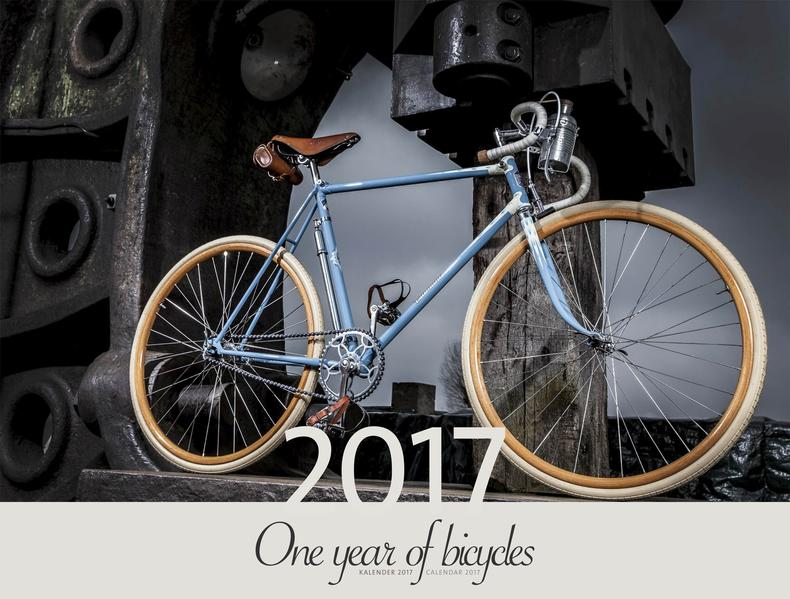 One Year of Bicycles 2017 - Coverbild