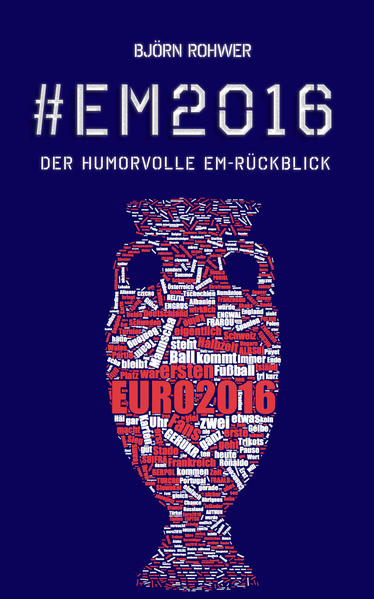 #EM2016 - Coverbild
