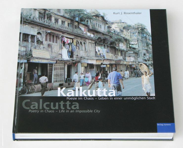 Kalkutta - Poesie im Chaos - Coverbild