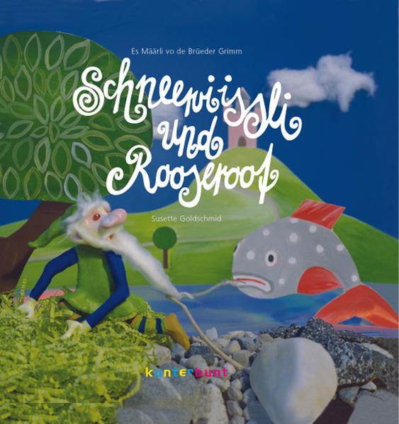 Schneewiissli und Rooseroot - Coverbild