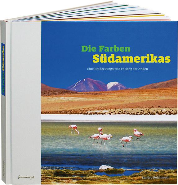 Die Farben Südamerikas - Coverbild
