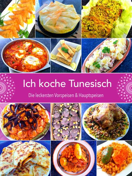 Ich koche Tunesisch - Coverbild
