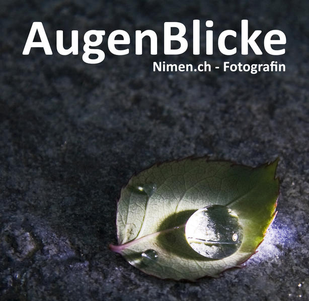 AugenBlicke - Coverbild