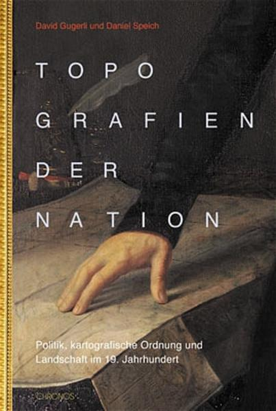 Topografien der Nation - Coverbild