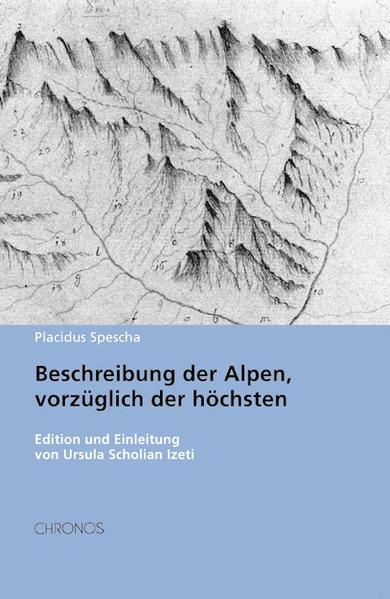 Beschreibung der Alpen, vorzüglich der höchsten - Coverbild