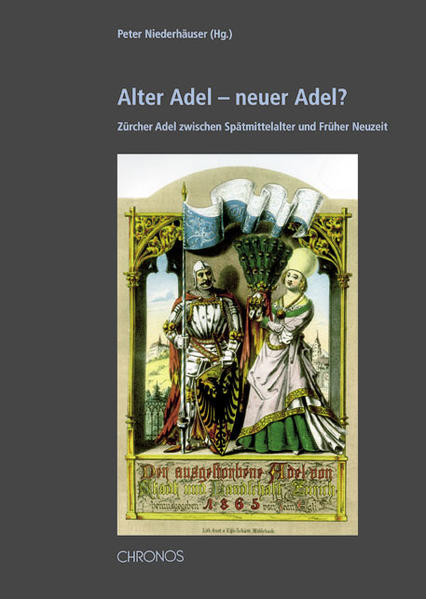 Alter Adel - neuer Adel? - Coverbild