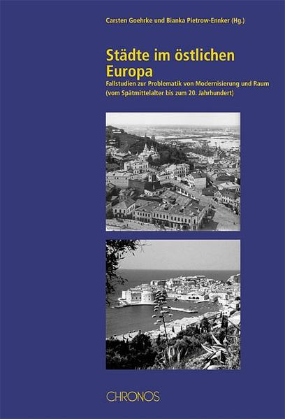 Städte im östlichen Europa - Coverbild