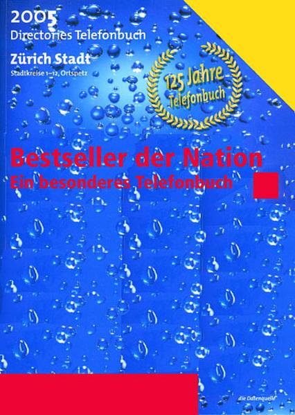 Bestseller der Nation - Coverbild