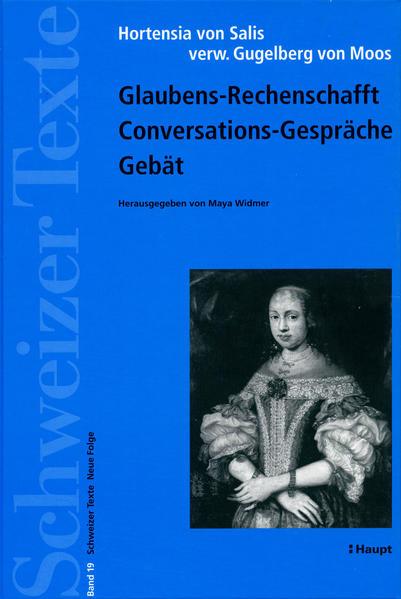 Glaubens-Rechenschafft – Conversations-Gespräche – Gebät - Coverbild