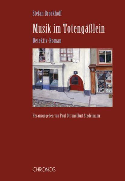 Musik im Totengässlein - Coverbild