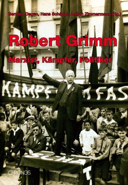 Robert Grimm - Coverbild