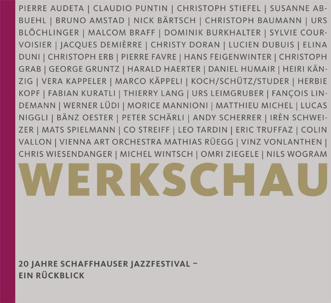 Werkschau - Coverbild