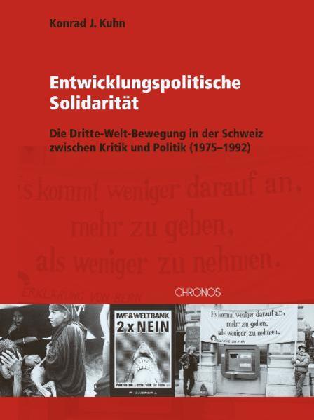 Entwicklungspolitische Solidarität - Coverbild
