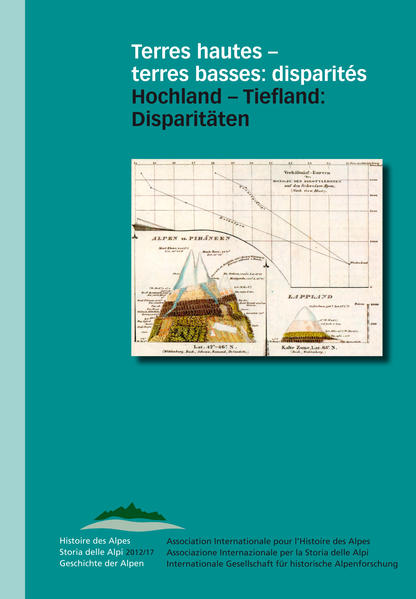 Hochland – Tiefland: Disparitäten / Terres hautes – terres basses: disparités - Coverbild