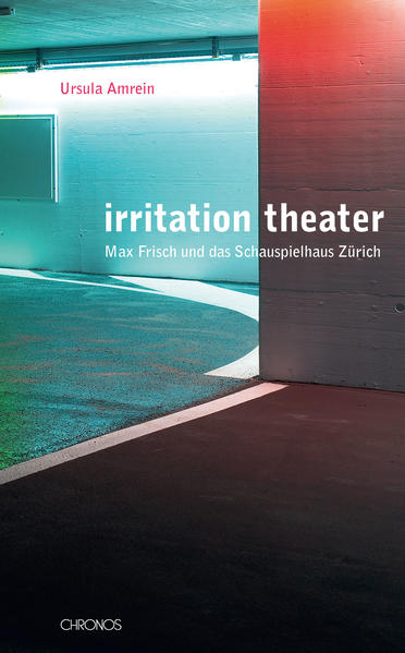 irritation | theater - Coverbild