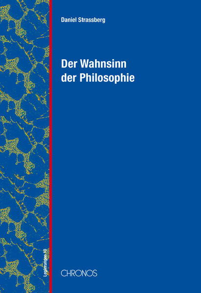 Der Wahnsinn der Philosophie - Coverbild