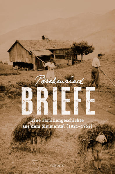Pöschenried-Briefe - Coverbild