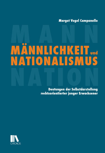 Männlichkeit und Nationalismus - Coverbild