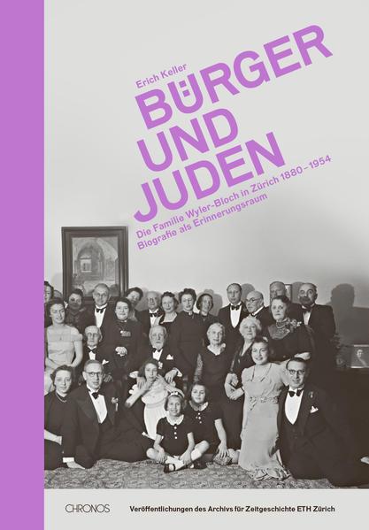 Bürger und Juden - Coverbild