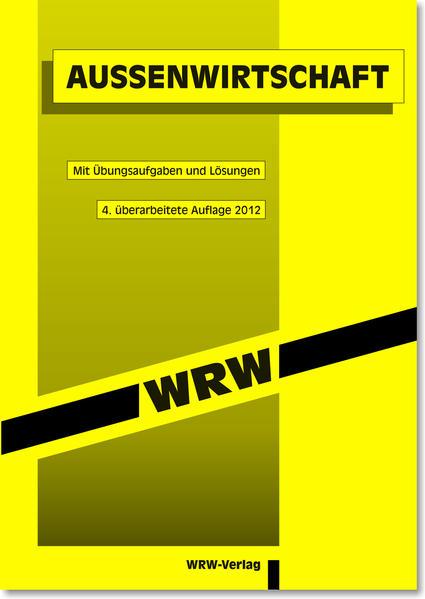 Außenwirtschaft - Coverbild