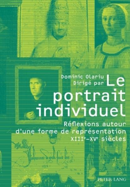 Le portrait individuel - Coverbild
